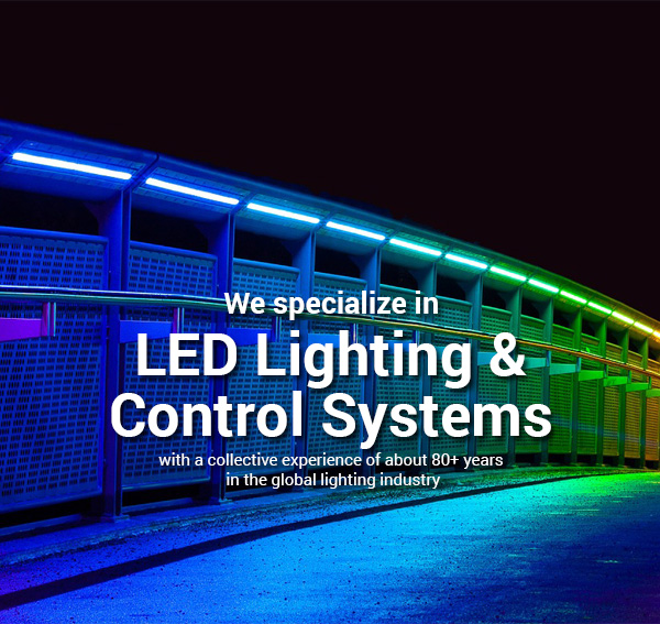 LED Lighting & Control Systems